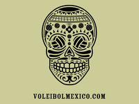 Calavera Volleyball