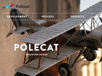 Polecat 2, behind the scenes