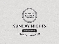 Methodist Youth Fellowship Logo