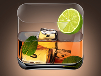 Cocktail iOS Icon