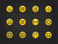 Symantec Desktop Icons