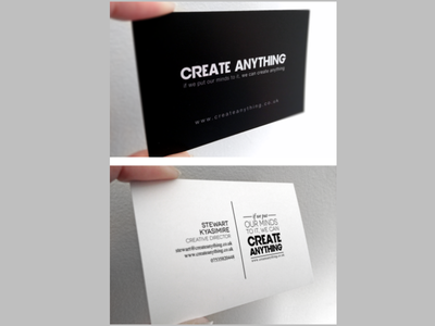 Business card branding (old)