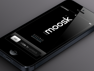 Moosk for Men - Wallpaper