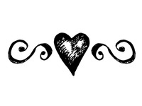 Gypsy Heart Icon