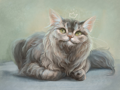 The_cat_by_sans_art-d5sfdn1f