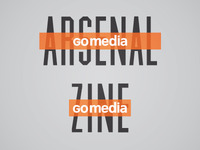 Rebranding of Arsenal and GoMediaZine