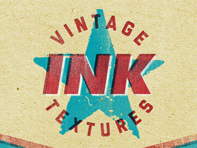 Letterpress-vintage-ink-texture-dribbble