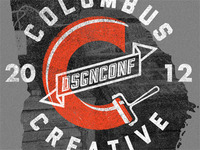 Columbus Creative t-shirt