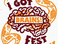 I Got Brains Fest 2012
