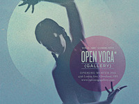 Open Yoga Gallery