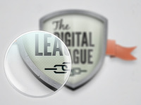 The Digital League logo details - pt. 2