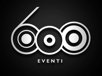 600 Eventi Dj logo proposal