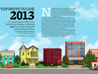 Top Places To Live 2013 - Boston Globe