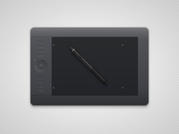 Wacom Intuos5 Graphic Tablet