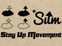 STAY UP MOVEMENT REBRAND