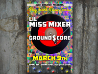 Play Hard Music Series Poster