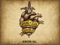 Winters Hill - album cover
