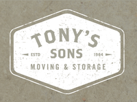 Tony's Sons Moving & Storage