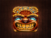 Tiki Kingdom App Icon