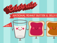 National Pb&J Day