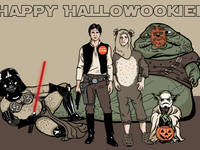 Happy Hallowookiee