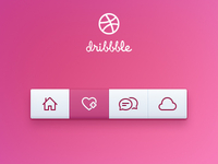Dribble Toolbar