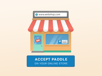 Webshop - Paddle Mobile Payments