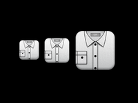 Thomas Shirt Factory iOS icons