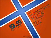 Norway flyer