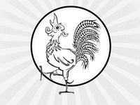 Red Rooster Brewing Logo
