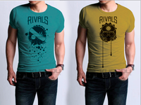 Rivals: Waterbreather and TopSider t-shirts