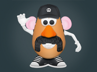 Mr. Potato Custom