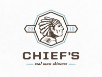 Chief's Skincare logo #2