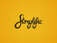 Storylific brand yellow