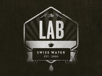 Swiss Water Badge