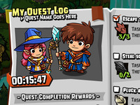 Treasure Quest UI 03