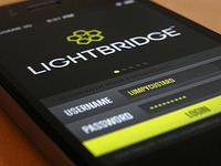 Lightbridge Login