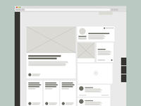 recent wireframes
