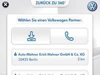 Volkswagen Up! Download or call, on press.