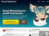 Fluttermail Website