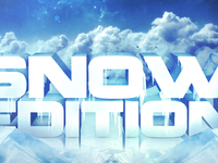 snow edition flyer shot