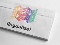 Logo for Lingualize project