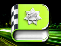 Traffic regulations app