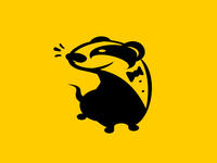 Nosy Badger Secret Agent