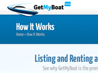 GetMyBoat How It Works Page