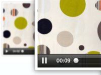Podcast Player - Retina Display Ready