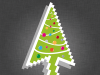 Christmas Tree Cursor