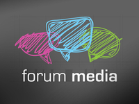Forum Media Logotype