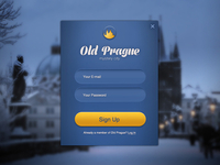 Sing Up - Old Prague