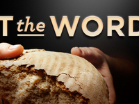 Eat The Word